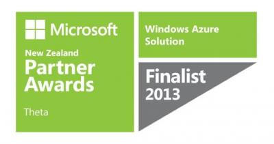 MS Partner Awards finalist - Windows Azure Solution