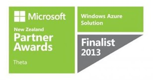Microsoft Partner Awards Finalist - Windows Azure Solution