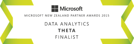 MS Partner Awards 2015 Data Analytics Finalist