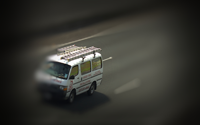 single van on move.jpg