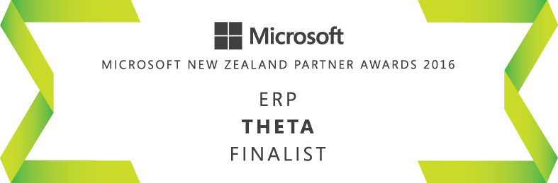 MS Partner Awards finalist ERP 2016