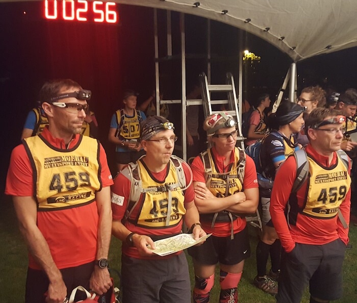 ARC Midnight Express - 3 minutes to go