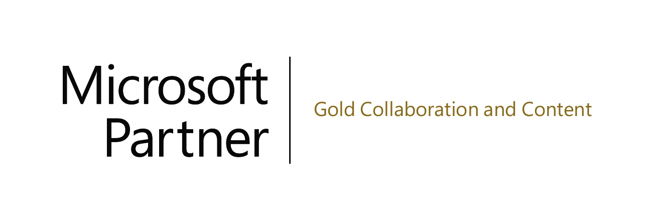 gold partner: collaboration and content